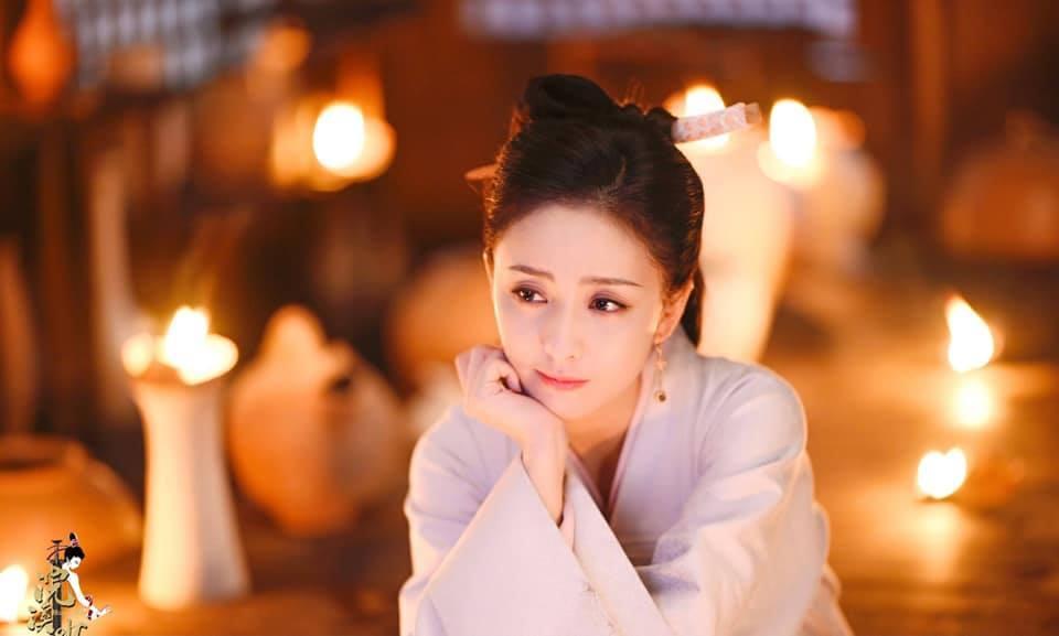 Đồng Lệ Á hóa thân thành Tây Thi, netizen ca tụng: Không hổ danh đệ nhất mỹ nữ Tân Cương-2