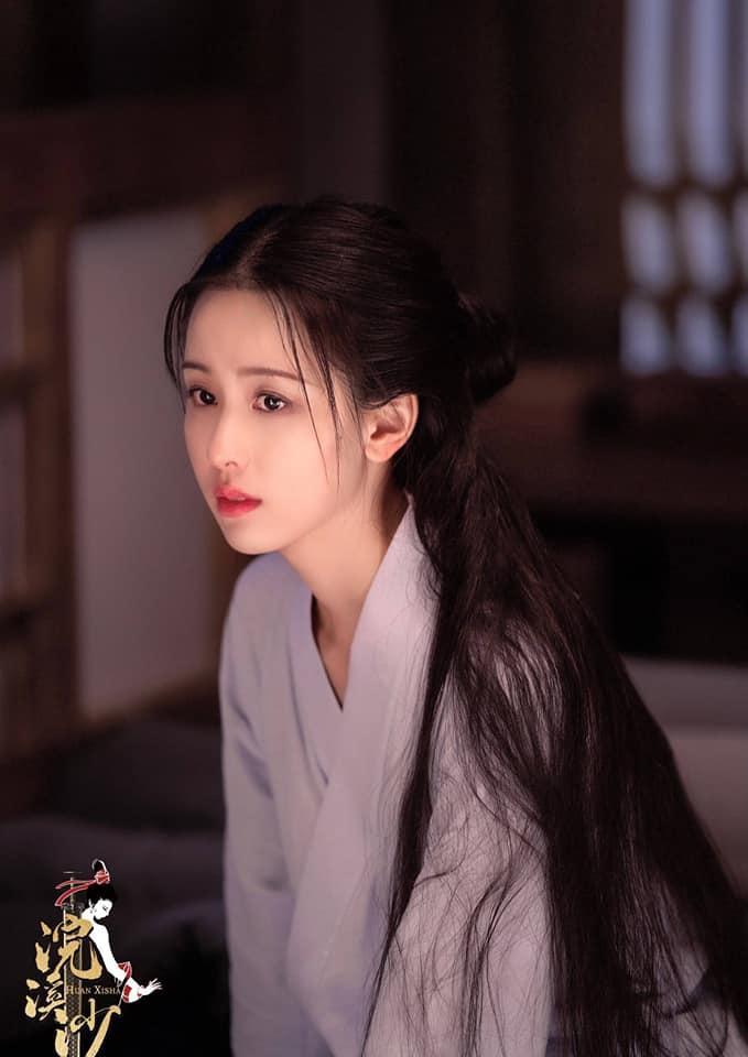 Đồng Lệ Á hóa thân thành Tây Thi, netizen ca tụng: Không hổ danh đệ nhất mỹ nữ Tân Cương-7