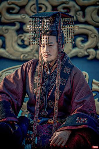 Đồng Lệ Á hóa thân thành Tây Thi, netizen ca tụng: Không hổ danh đệ nhất mỹ nữ Tân Cương-3