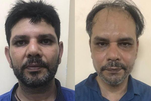 Hai người Pakistan lái ôtô đi cướp ở TP.HCM-1