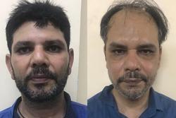 Hai người Pakistan lái ôtô đi cướp ở TP.HCM