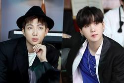 Từ nay hãy gọi RM và Suga BTS là những nhạc sĩ thực thụ