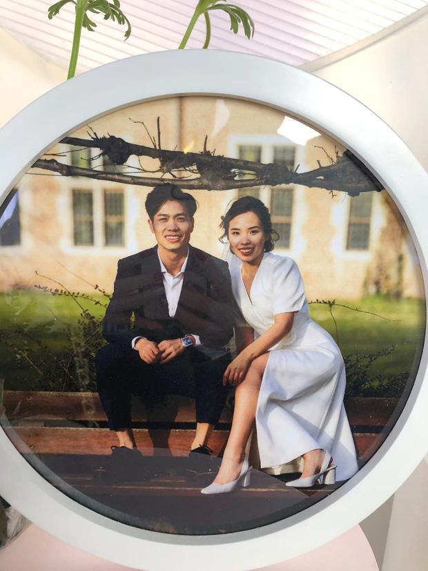 Hé lộ bức ảnh cưới hiếm hoi nhưng cực chất của Công Phượng - Viên Minh-3