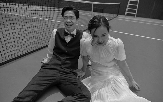 Hé lộ bức ảnh cưới hiếm hoi nhưng cực chất của Công Phượng - Viên Minh-7