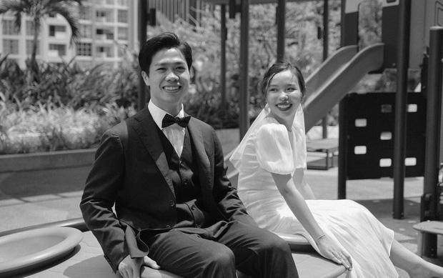 Hé lộ bức ảnh cưới hiếm hoi nhưng cực chất của Công Phượng - Viên Minh-6
