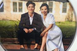 Hé lộ bức ảnh cưới hiếm hoi nhưng cực chất của Công Phượng - Viên Minh