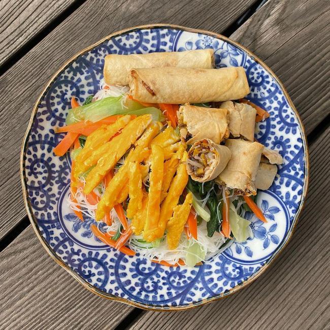 Hội vợ đảm showbiz gọi tên Tăng Thanh Hà: Mỗi ngày đều chia sẻ một món ăn vừa đẹp mắt vừa healthy-5