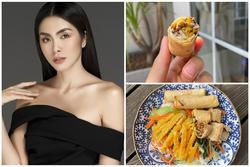 'Hội vợ đảm showbiz' gọi tên Tăng Thanh Hà: Mỗi ngày đều chia sẻ một món ăn vừa đẹp mắt vừa healthy