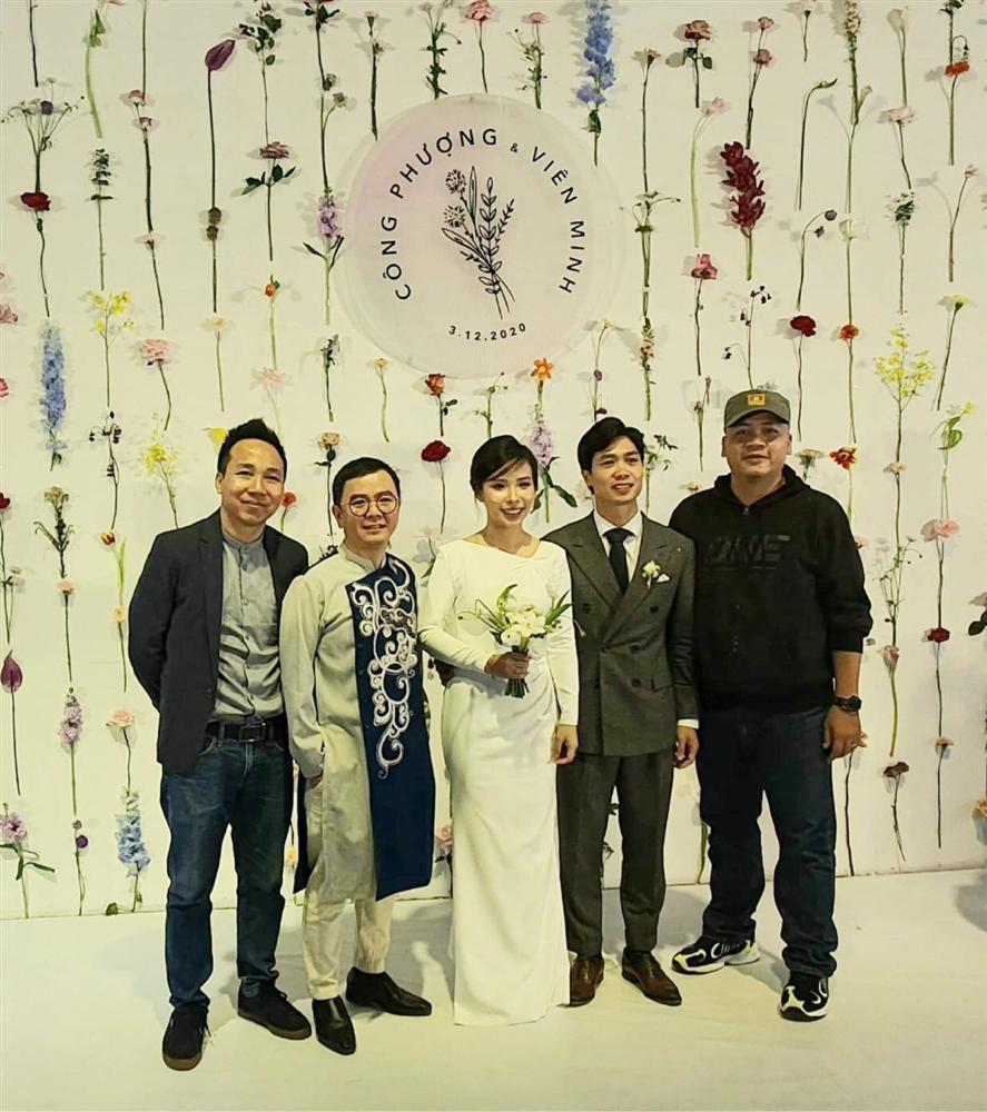 Ảnh hiếm: Ngắm cận cô dâu Viên Minh trong đám cưới với Công Phượng ở Nghệ An-1