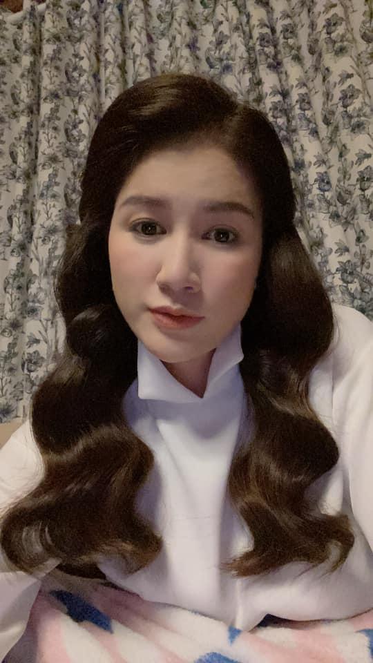Chưa đầy nửa tháng, Trang Trần đã 2 lần động chạm tân hoa hậu Đỗ Thị Hà-2