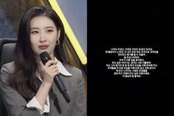 Sunmi lên tiếng sau khi bị netizens móc mỉa chưa đủ trình làm BGK 'Sing Again'