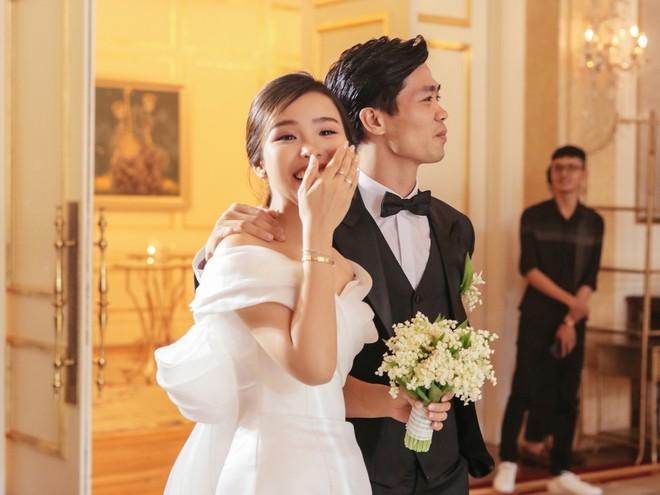 Tóc Tiên phát hiện chi tiết thú vị khi xem ảnh cưới Công Phượng - Viên Minh-1