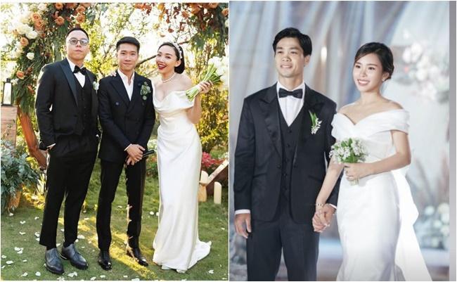 Tóc Tiên phát hiện chi tiết thú vị khi xem ảnh cưới Công Phượng - Viên Minh-3