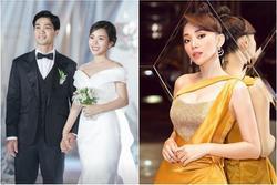 Tóc Tiên phát hiện chi tiết thú vị khi xem ảnh cưới Công Phượng - Viên Minh