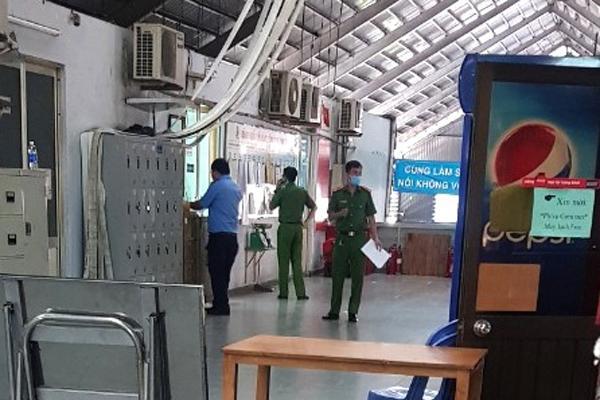Trưởng ban quản lý chợ Kim Biên bị đâm chết-1