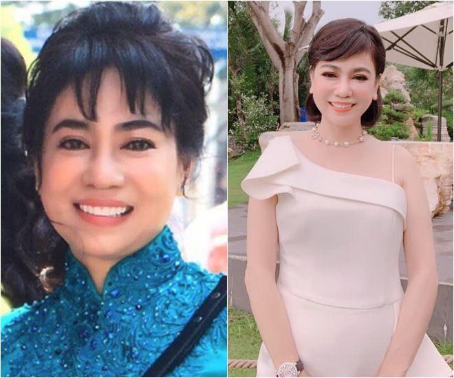 Mẹ chồng Diệp Lâm Anh trẻ đẹp khó tin, chụp cùng con dâu mà như chị em-8