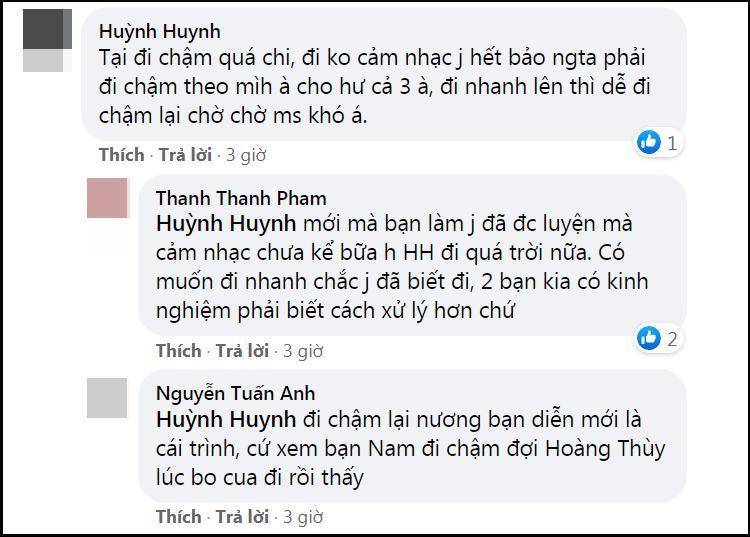 Lương Thùy Linh - Trần Tiểu Vy - Đỗ Thị Hà gây tranh cãi với màn catwalk thảm họa-7