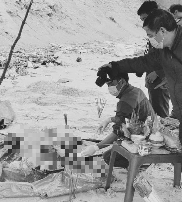 Bàng hoàng phát hiện thi thể không đầu, không tay chân nghi của người nước ngoài ở Huế-1