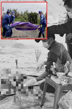 Bàng hoàng phát hiện thi thể không đầu, không tay chân nghi của người nước ngoài ở Huế