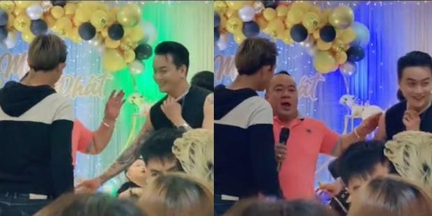 TiTi và Hồ Gia Hùng lơ đẹp nhau tại sự kiện hậu xích mích: Nhìn thấy nhưng cứ như... người vô hình!-3