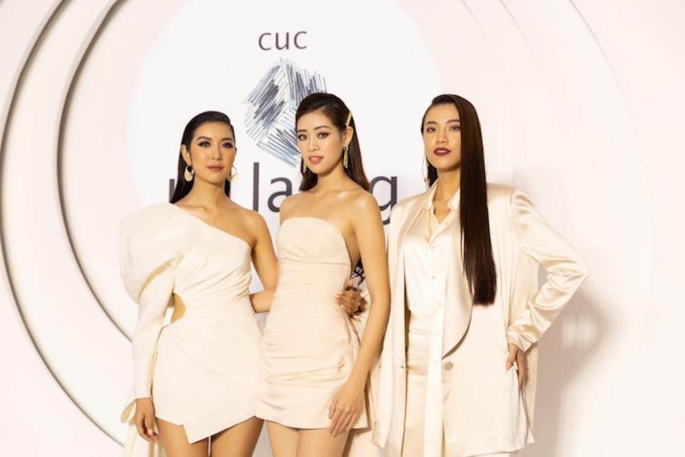 Đụng váy Hoa hậu Khánh Vân, Á hậu Ngọc Thảo thua toàn tập vì tạo dáng mờ nhạt-7