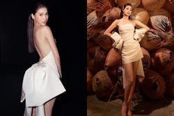 Đụng váy Hoa hậu Khánh Vân, Á hậu Ngọc Thảo thua toàn tập vì tạo dáng mờ nhạt