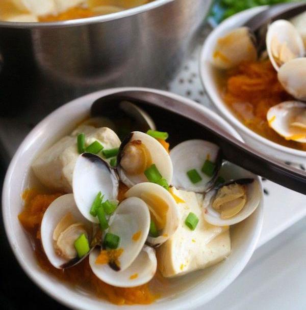 Món canh rong biển nấu ngao thơm ngon giúp chị em thổi bay cái lạnh của mùa đông-9