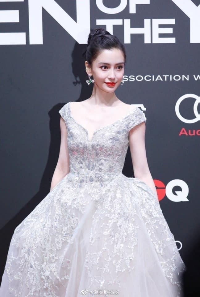 Siêu thảm đỏ GQ 2020: Dương Mịch bị chê lão hóa, Thái Từ Khôn đẹp như đồ họa-10