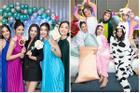 Á hậu Thúy An tổ chức tiệc chia tay đời độc thân trước ngày cưới, hội bạn toàn mỹ nhân 'lên đồ' cực lầy!
