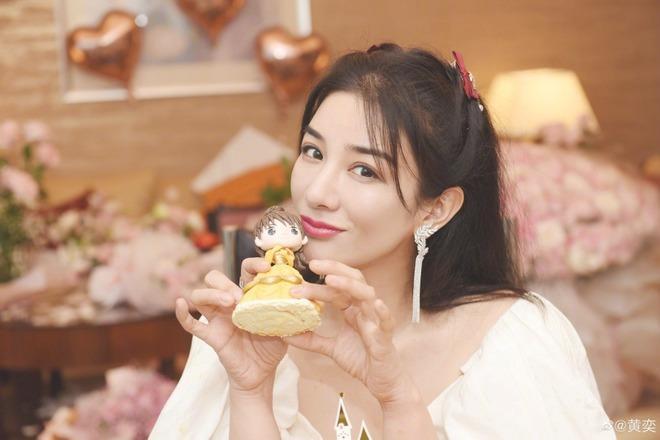 Tiểu Yến Tử Huỳnh Dịch không còn ai theo đuổi sau 2 lần ly hôn-1