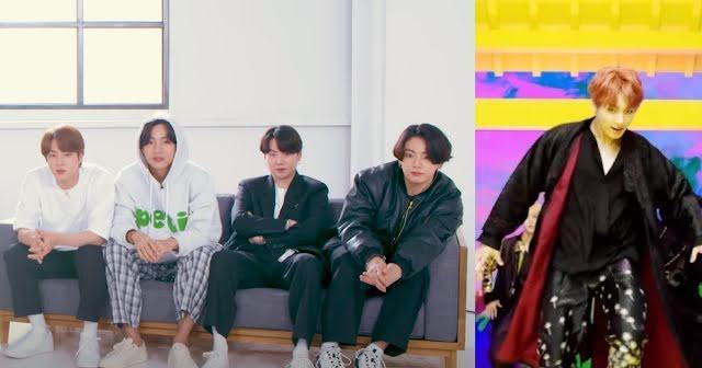 BTS bỗng được netizens khen lấy khen để giữa tranh chấp Hàn - Trung về Hanbok-2
