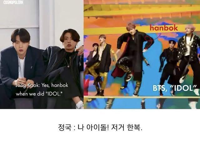 BTS bỗng được netizens khen lấy khen để giữa tranh chấp Hàn - Trung về Hanbok-6
