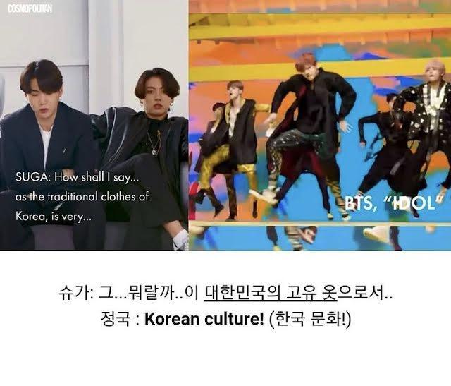 BTS bỗng được netizens khen lấy khen để giữa tranh chấp Hàn - Trung về Hanbok-7