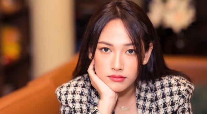 Cara Phương gây sốt vì quá đẹp trai khi hóa thân thành Sơn Tùng-8