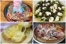 Những phiên bản cực độc của bánh pizza mà bạn nên thử một lần