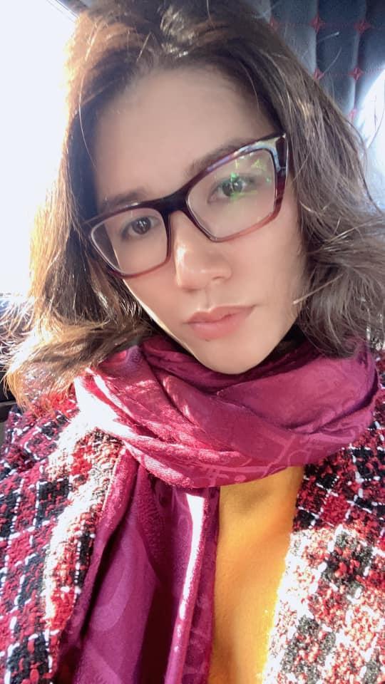 Trang Trần ví antifan như thú vì dám mắng cô sau vụ chê hoa hậu mặc áo dài-4