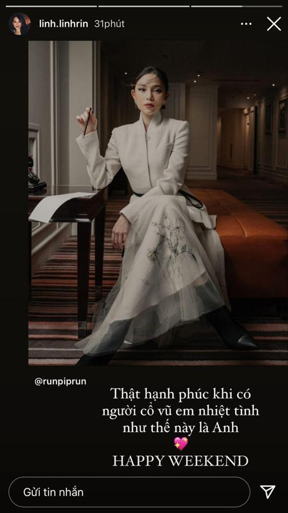 Tổng tài Phillip Nguyễn bật mode cuồng bồ, mang hình Linh Rin rải khắp cõi mạng-2