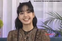 Lisa (BLACKPINK) lộ khuyết điểm có phần kém sang trên gương mặt qua loạt hình chưa chỉnh sửa