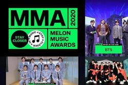 Tổng kết MMA 2020: BTS all-kill Daesang, tân binh của năm gây war sứt đầu mẻ trán