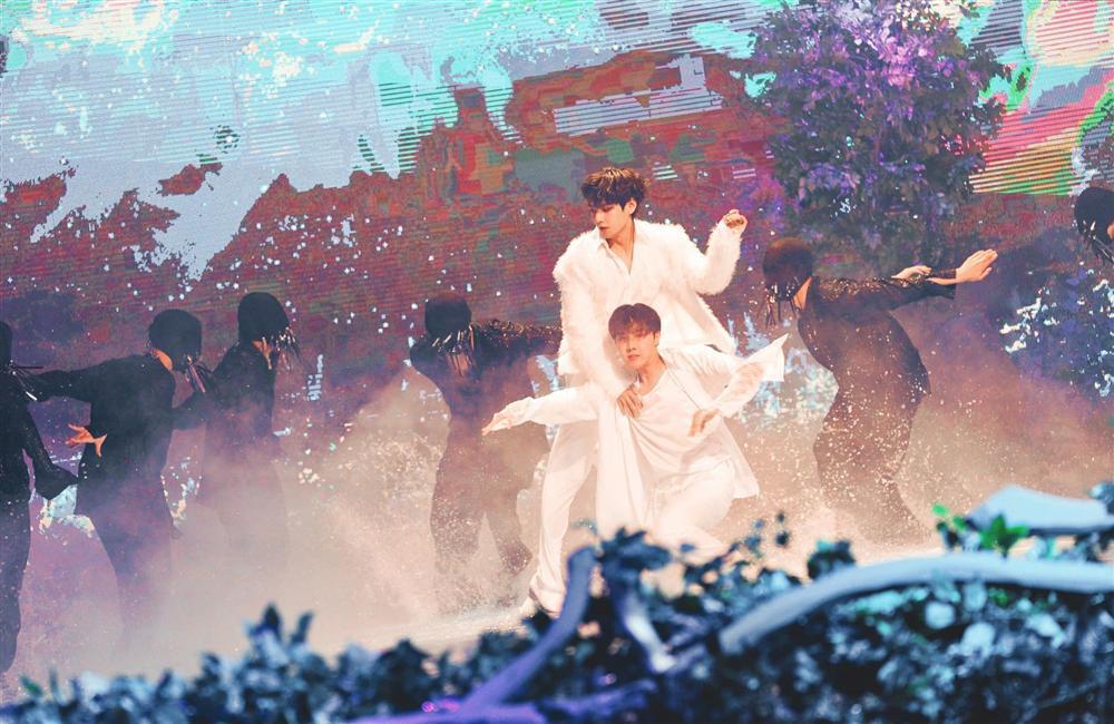 BTS chiếm sóng MMA 2020: All-kill Daesang lại còn hoành tráng nhất MMA dù thiếu người-9