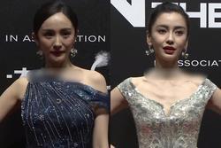 Vừa bị lên án vì hệ thống ánh sáng dìm hàng nghệ sĩ, BTC GQ nhá hàng loạt khoảnh khắc đẹp 'ná thở' của dàn mỹ nhân Hoa ngữ