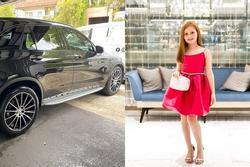 Mẹ mua xe Mercedes cho con gái 9 tuổi ở Australia