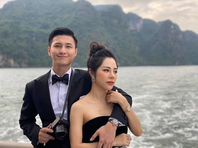 Hồng Quế phản ứng khi bị hỏi xoáy chuyện tình mới của Huỳnh Anh-4