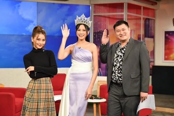 Hoa hậu Đỗ Thị Hà lộ khuyết điểm kém xinh, may nhờ khuôn mặt vớt vát lại-2
