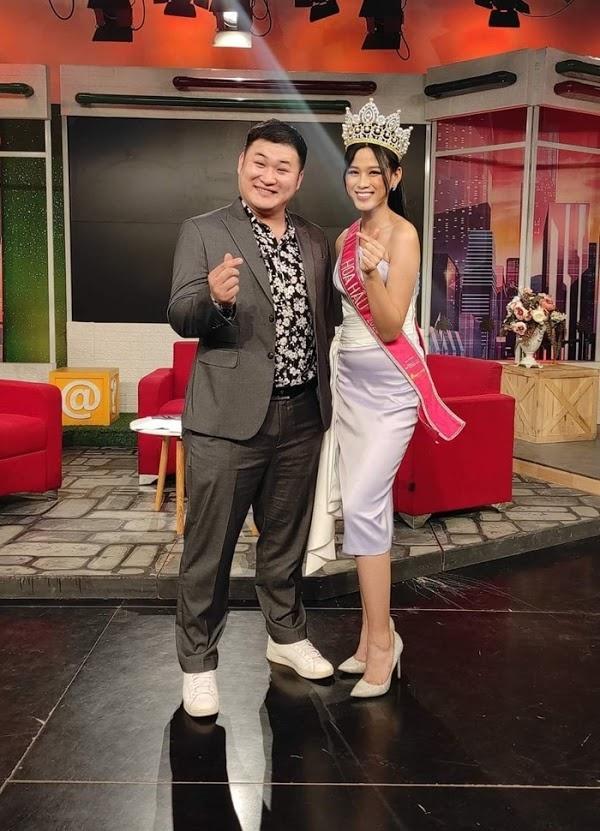 Hoa hậu Đỗ Thị Hà lộ khuyết điểm kém xinh, may nhờ khuôn mặt vớt vát lại-3