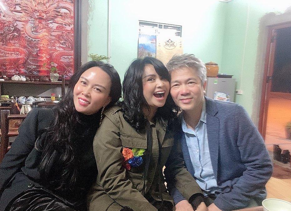 Phượng Chanel gọi hẳn Thanh Lam là chị gái, bạn trai diva là anh rể-1
