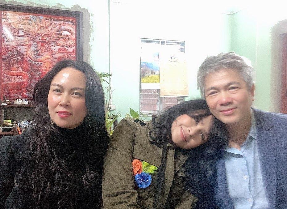 Phượng Chanel gọi hẳn Thanh Lam là chị gái, bạn trai diva là anh rể-2