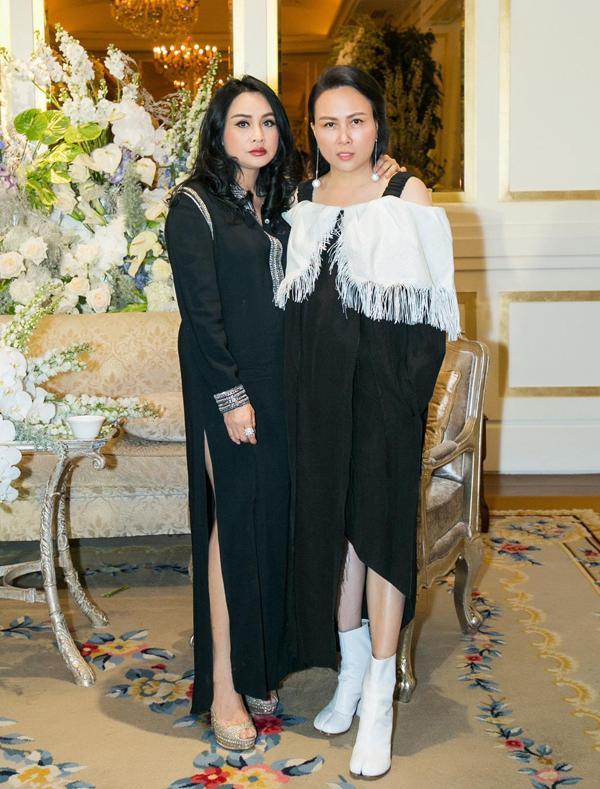 Phượng Chanel gọi hẳn Thanh Lam là chị gái, bạn trai diva là anh rể-3
