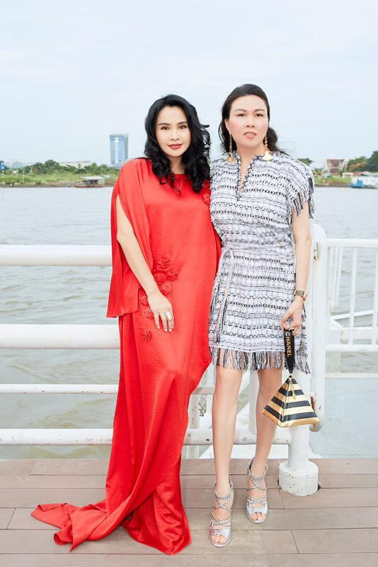 Phượng Chanel gọi hẳn Thanh Lam là chị gái, bạn trai diva là anh rể-4
