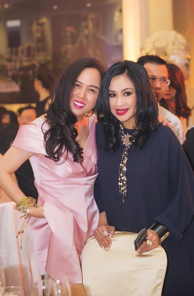 Phượng Chanel gọi hẳn Thanh Lam là chị gái, bạn trai diva là anh rể-7